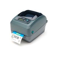 Zebra GX420t USB / Serie / LAN- Impresora de etiquetas