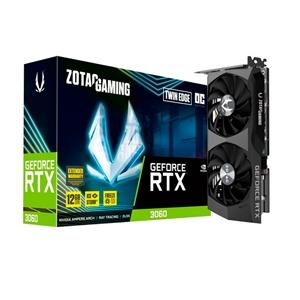 Zotac GeForce RTX3060 Twin Edge OC 12GB GD6  Gráfica