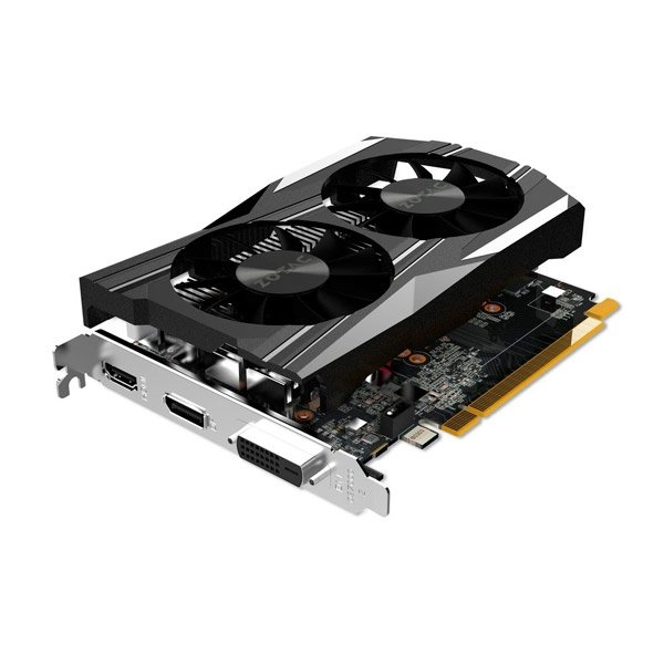 Zotac Nvidia GeForce GTX 1050 2GB OC  Gráfica