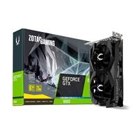 Zotac Gaming GeForce GTX 1660 Twin Fan 6GB  Tarjeta Grfica
