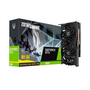 Zotac GeForce GTX1660 6GB GD5  Gráfica