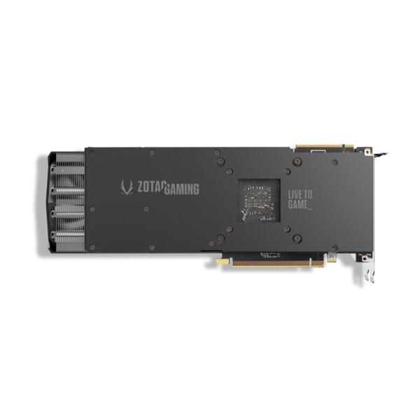 Zotac Nvidia GeForce RTX 2080 Ti AMP Edition 11GB  Gráfica