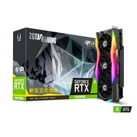 Zotac Gaming GeForce RTX 2080 SUPER AMP Extreme 8GB - VGA
